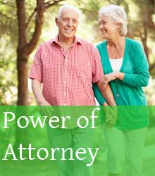 Power of Attorney FE