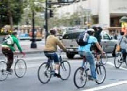 Safe cycling tips